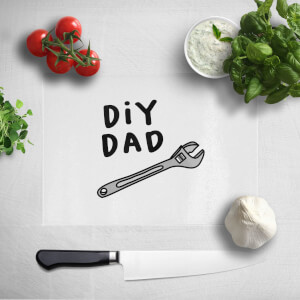 DIY Dad Chopping Board
