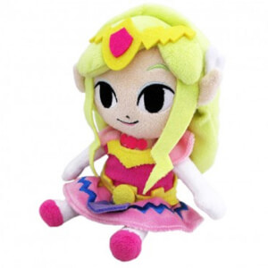 The Legend of Zelda - Princess Plush 18cm