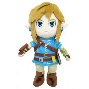 The Legend of Zelda - Breath of the Wild Link Plush 21cm
