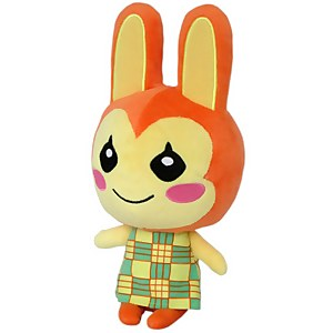 Animal Crossing - Bunnie (Lilian) Plush 20cm
