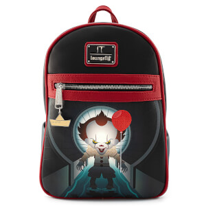 Loungefly IT Pennywise Sewer Scene Mini Backpack