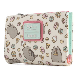 Loungefly Pusheen Snackies Flap Wallet