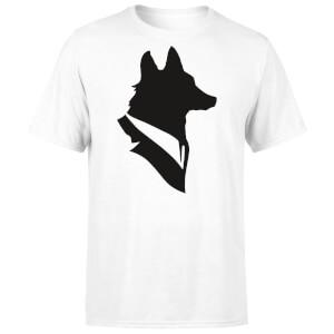 Mr Fox Men's T-Shirt - White