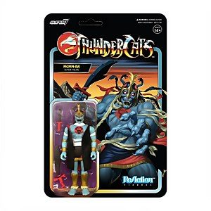 Super7 Thundercats ReAction - Mumm-Ra Action Figure
