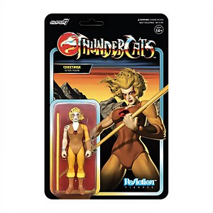 Super7 Thundercats ReAction - Cheetara Action Figure