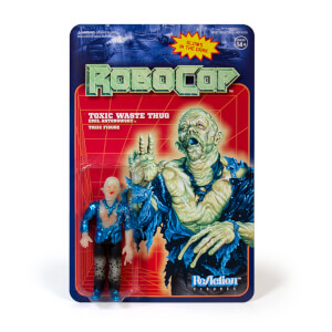 Super7 Robocop ReAction Figure - Emil Antonowsky (Glow In The Dark) Action Figure