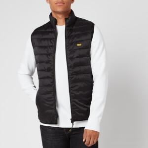 Barbour International Men's Burn Gilet - Black