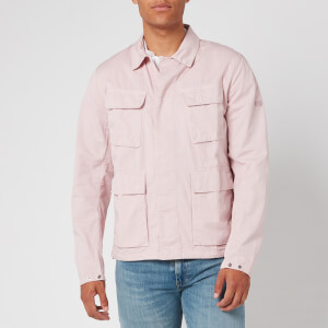 Barbour International Men's Dion Jacket - Dust Pink