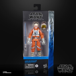 Hasbro Star Wars Black Series Episode 6 Luke Skywalker (Snowspeeder) 6-Inch Scale Figure