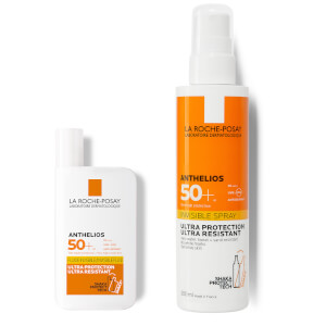 La Roche Posay Best Selling Protection Expert Sun Care Bundle