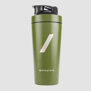Metal Shaker –  Military Green