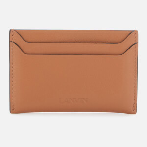 Lanvin Men's Cardholder - Wood