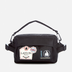 Lanvin Men's Bum Bag - Black