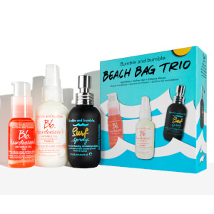 Bumble and bumble Beach Bag Trio Set