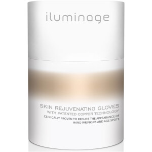 Iluminage Skin Rejuvenating Gloves with Anti-Aging Copper Technology - M/L