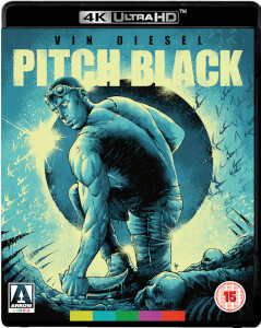 Pitch Black - 4K Ultra HD