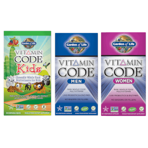 Pack Vitamine Code - Famille