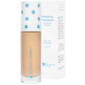 The Organic Pharmacy Hydrating Foundation 30ml (Various Shades)