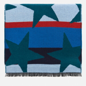 Vivienne Westwood Women's Stars and Stripes Scarf - Purple