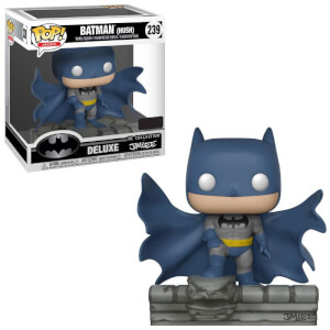 DC Comics Batman on Gargoyle (Jim Lee) Hush EXC Funko Pop! Deluxe