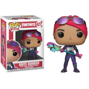 Fortnite Brite Bomber Metallic EXC Funko Pop! Vinyl