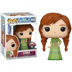 Disney Frozen 2 Anna Nightgown EXC Funko Pop! Vinyl