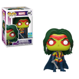 Marvel Guardians of the Galaxy Classic Gamora SDCC 2019 EXC Pop! Vinyl Figure