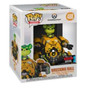 "Overwatch - Toxic Wrecking Ball 6"" EXC Funko Pop! Vinyl NY19"