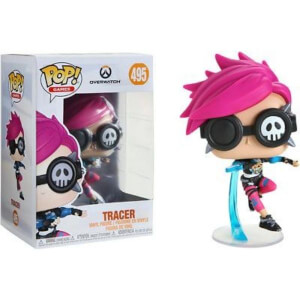 Overwatch Tracer Punk EXC Pop! Vinyl Figure