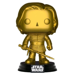 Star Wars Kylo Ren Gold Metallic EXC Pop! Vinyl Figure