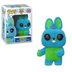 Toy Story 4 Bunny Flocked EXC Pop! Vinyl Figure