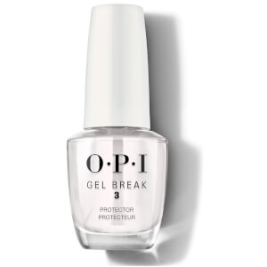 OPI Gel Break Protective Top Coat Clear 15ml