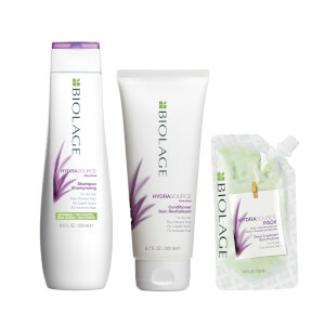 Biolage HydraSource Hydrating Trio Set for Dry Hair