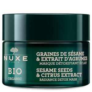 NUXE Organic Radiance Detox Mask 50ml