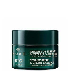 Sesame Seeds and Citrus Extract Radiance Detox Mask 50ml