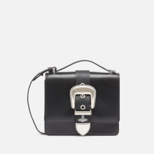 Vivienne Westwood Women's Rodeo Small Shoulder Bag - Black
