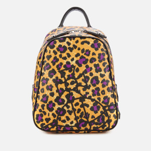 Vivienne Westwood Women's Annie Mini Backpack - Yellow