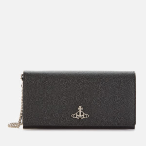 Vivienne Westwood Women's Windsor Long Wallet with Long Chain - Black
