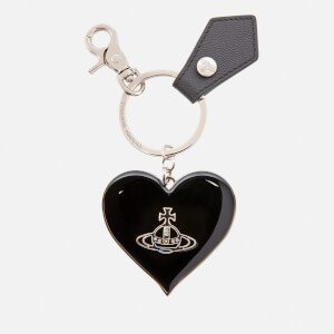 Vivienne Westwood Women's Windsor Mirror Heart Orb - Black