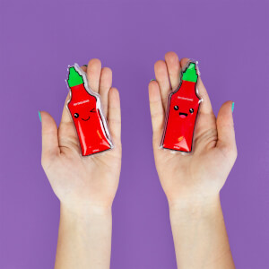 Hot Sauce Hand Warmers