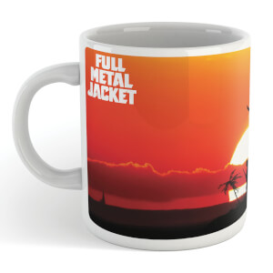 Full Metal Jacket Sunset Mug