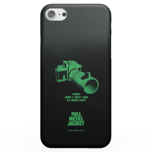 Full Metal Jacket Camera Phone Case Phone Case for iPhone and Android