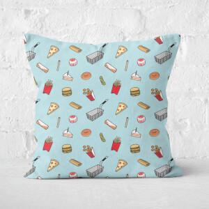Cushion Dazza Pattern Square Cushion