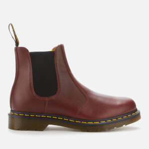 Dr. Martens Men's 2976 Classico Leather Chelsea Boots - Brown