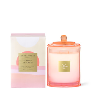 Glasshouse Sunrise in Capri Candle 380g