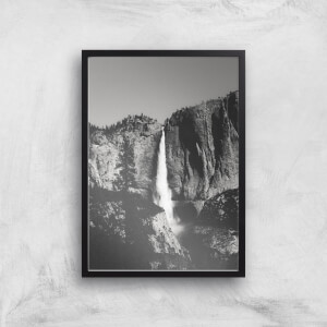 Yosemite Waterfall Giclee Art Print