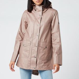Barbour Women's Gannet Casual Jacket - Fawn