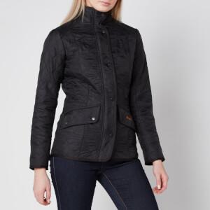 Barbour Women's Classic Beadnell Wax Jacket - Black