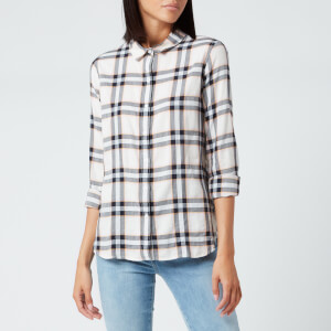 Barbour Women's Shoreline Shirt - Blue Check