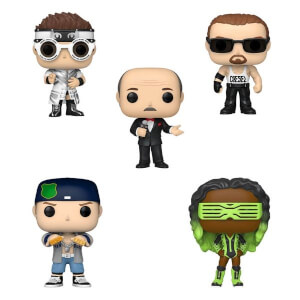WWE Funko Pop! Vinyl - Funko Pop! Collection